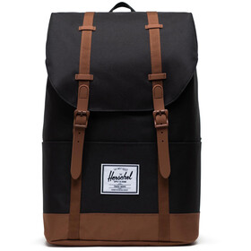 Herschel Retreat Rugzak 19,5l, black